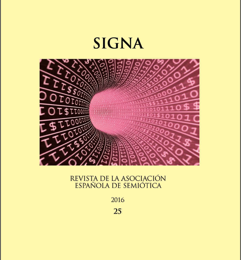 La Revista SIGNA publica un nuevo número con un monográfico dedicado a Humanidades Digitales (coord. Elena González-Blanco)