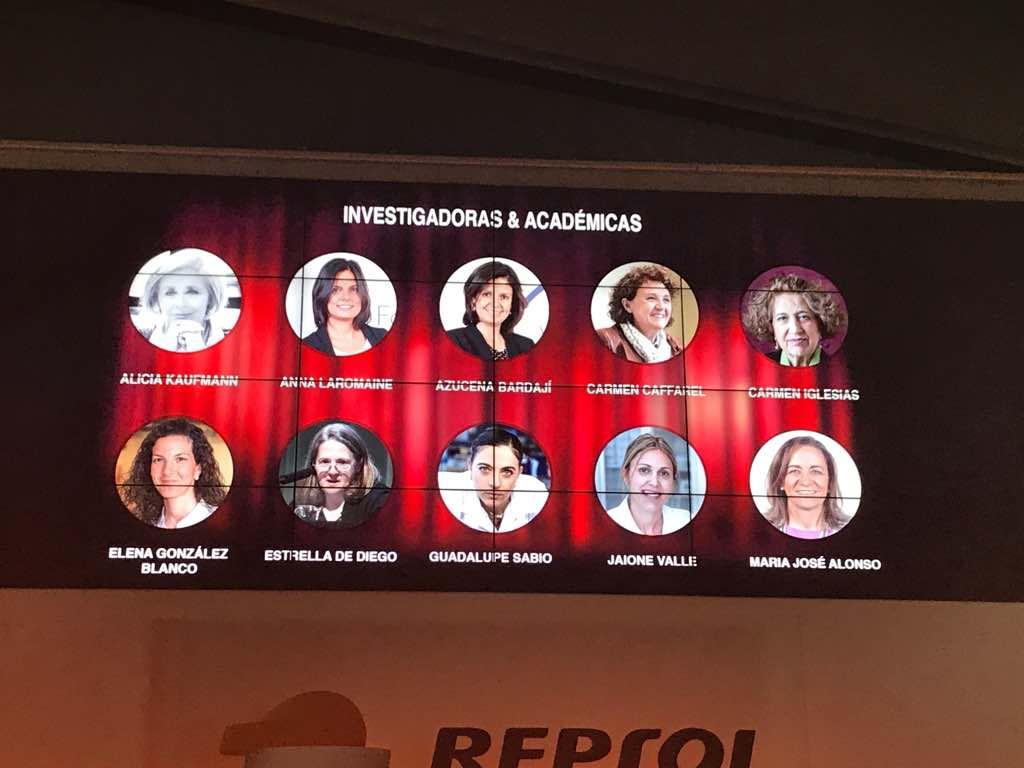 Por segunda vez, Elena González-Blanco elegida entre Las Top 100 Mujeres Líderes