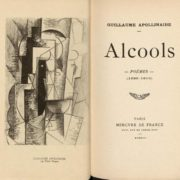 Picasso frontispiece Apollinaire Alcools