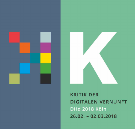 POSTDATA presenta el corpus DISCO en Colonia (DHd 2018)