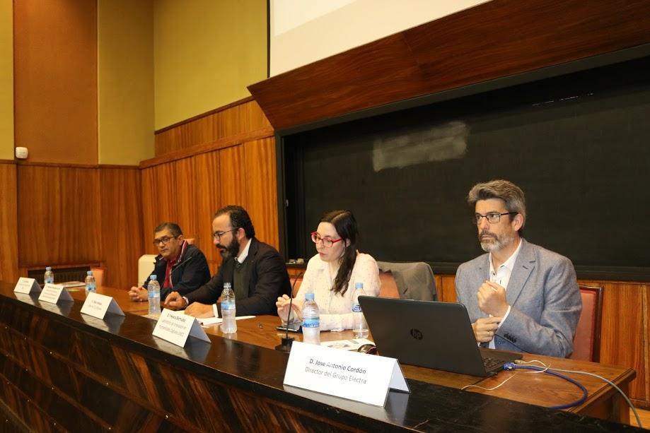 LINHD participa en las VIII jornadas digitales, organizadas por la UNE y Editorial CSIC