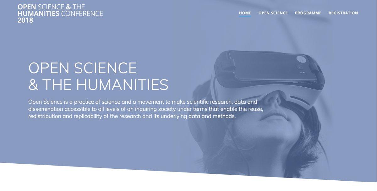 POSTDATA participa de la Conferencia sobre Ciencia Abierta y las Humanidades en Barcelona