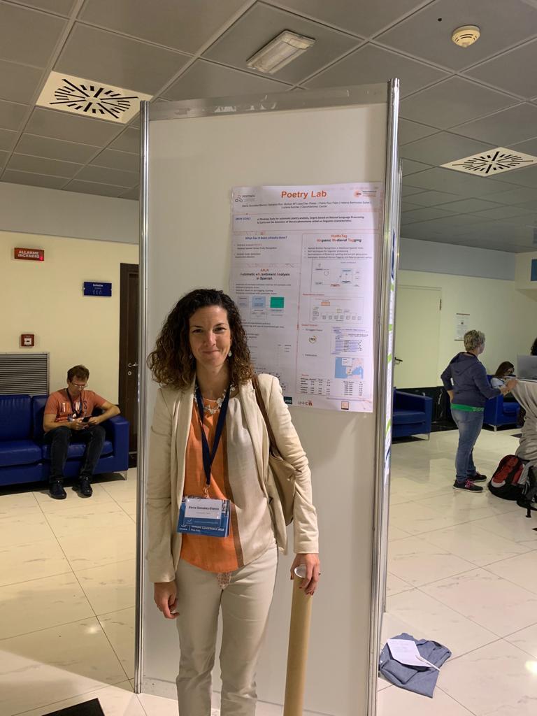 El proyecto Postdata en la Conferencia Anual de CLARIN