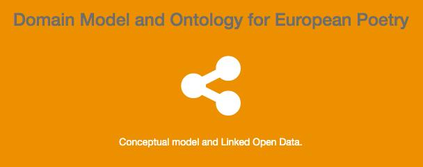 Red de ontologías POSTDATA para la poesía europea